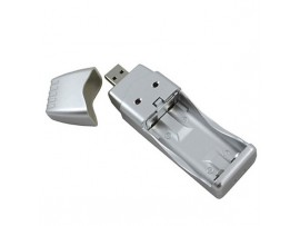 USB-зарядка батареек AA и AAA