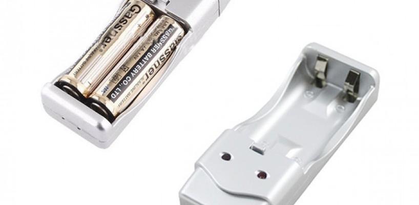Как зарядить пальчиковые батарейки?