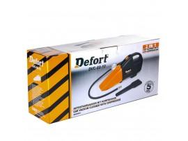 Автомобильный пылесос Defort DVC-60-10
