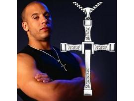 Крест Доминика Торетто из Форсаж с цепочкой