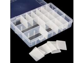 Коробочка для хранения ювелирных украшений или лекарств
