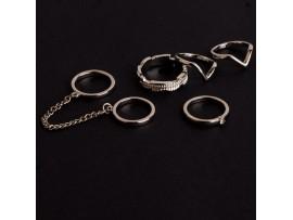 Кольца на фаланги пальцев (6шт)