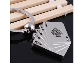 Брелок колода карт