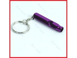 Брелок со свистком для ключей