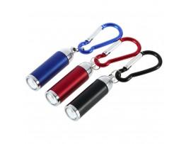 Маленький фонарик-брелок для ключей