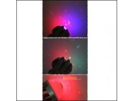Детский светодиодный будильник-светильник