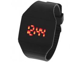 Светодиодные наручные резиновые часы