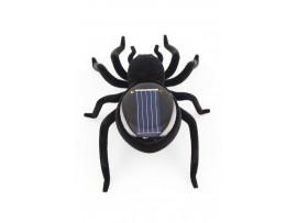 Вибрирующий паук на солнечных батареях