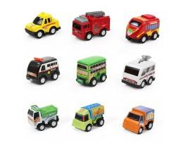 Детские мини машинки (6шт)