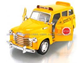 Игрушечный школьный автобус Chevrolet