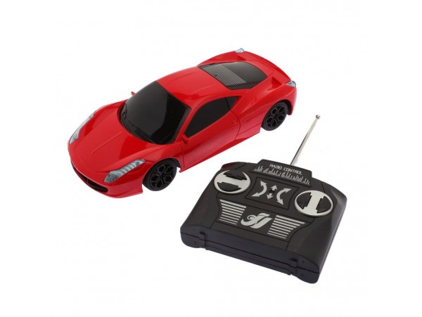 Радиоуправляемая гоночная машина