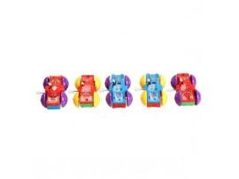 Маленькие заводные машинки для детей