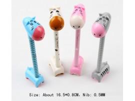 Детская ручка жираф
