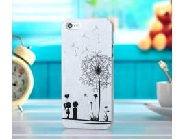Стильный черно-белый чехол для Iphone 4/4S