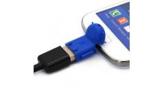 Как подключить USB флешку к планшету?