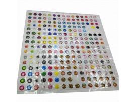 Мультяшные стикеры на мобильный (330 наклеек)