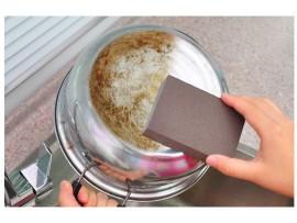 Кухонная губка для удаления ржавчины