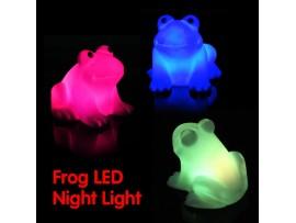 Светодиодный ночной светильник лягушка
