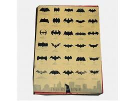 Постер Эволюция Бэтмена