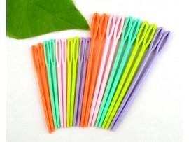 Пластиковые спицы разных цветов (20шт)