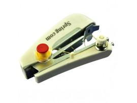 Портативная ручная швейная машинка
