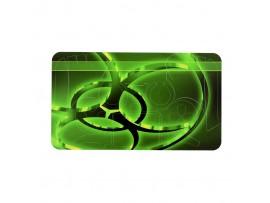 Наклейка Биологическая опасность на джойстик Playstation 4