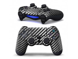 Наклейка Черно-белая на джойстик PS 4