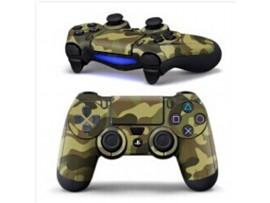 Наклейка Камуфляж для геймпада Playstation 4