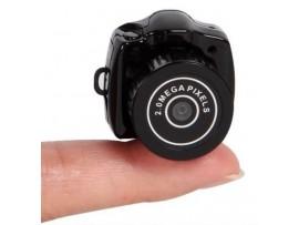 Беспроводная шпионская мини камера