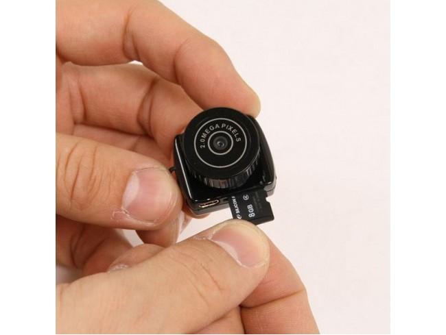 Камера скрытого видеонаблюдения с алиэкспресс