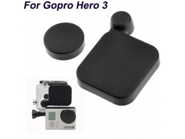 Защитная крышка объектива + корпус чехол для Gopro Hero 3
