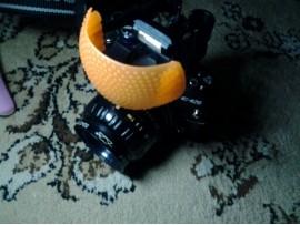 Рассеиватель для вспышки Nikon, Kodak (3 цвета) и др.