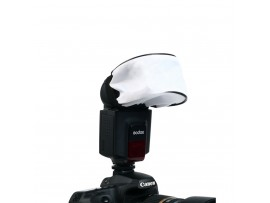 Рассеиватель для вспышки Canon, Nikon Pentax Olympus Contax