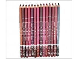 Водонепроницаемый профессиональный карандаш для губ