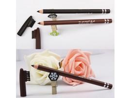 Водостойкий карандаш с кистью для макияжа Davis