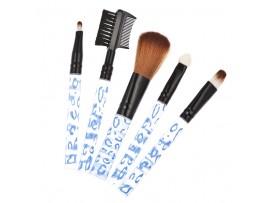 Инструменты для макияжа (5 предметов)