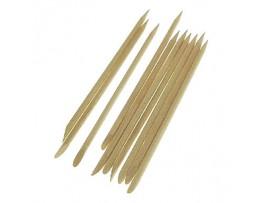 Деревянные палочки для ногтей (10шт)