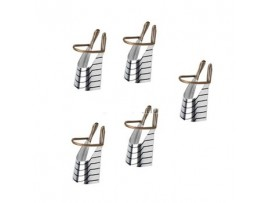 Многоразовые формы для наращивания ногтей (5шт)