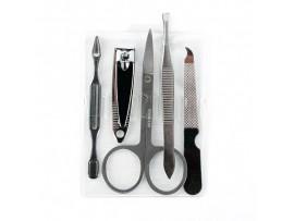 Комплект инструментов для маникюра (5шт)