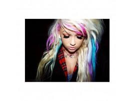 Цветной мел для волос Hair Chalk (6 цветов)