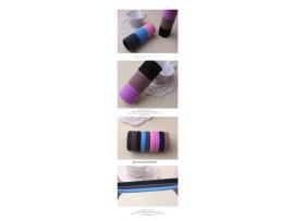 Разноцветные резинки для волос (10шт)