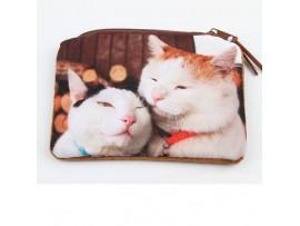 Кошелек с кошками