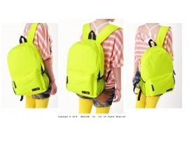 Школьный, дорожный холщовый рюкзак