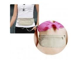 Женская сумочка на пояс