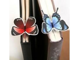 Закладка бабочка для книги