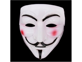 Белая маска Гая Фокса