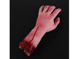 Отрезанная рука на хэллоуин