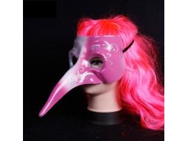 Венецианская маска разных цветов
