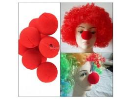 Клоунский нос (5шт)