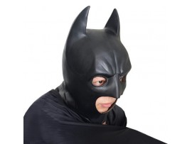 Резиновая маска Бэтмена